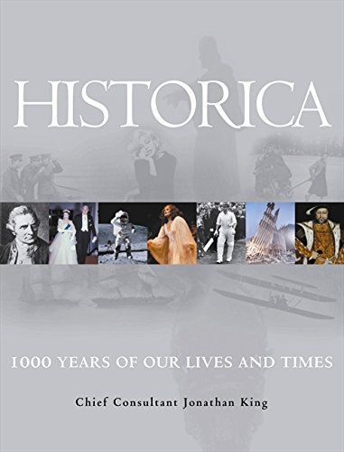 9780733317781: Historica - 1000 Years of Our Lives and Times