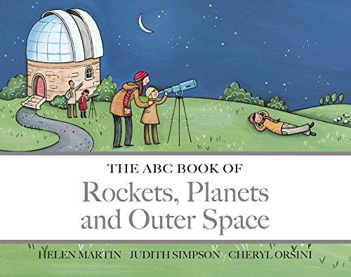 9780733330513: ABC Book of Rockets, Planets and Outer Space (The ABC Book Of ...)