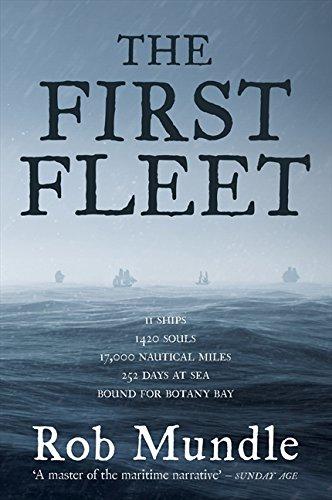9780733332364: First Fleet