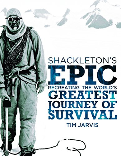 9780733332654: Shackleton's Epic: Recreating the World's Greatest Journey of Survival