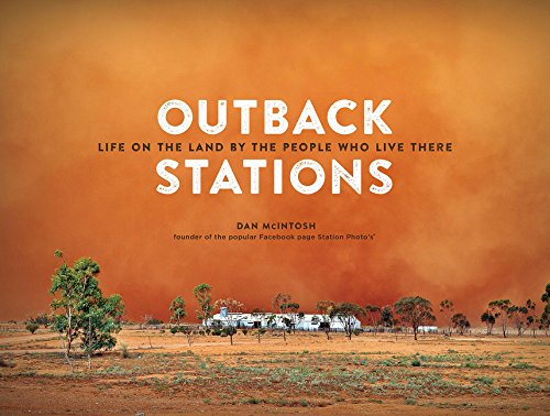 Outback Stations (Hardcover): Daniel McIntosh