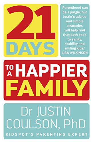 21 Days to a Happier Family (Paperback)