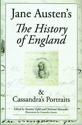 9780733427800: Jane Austen's The History of England & Cassandra's Portraits