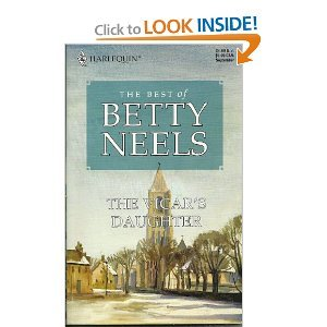 The Vicars Daughter: Betty Neels