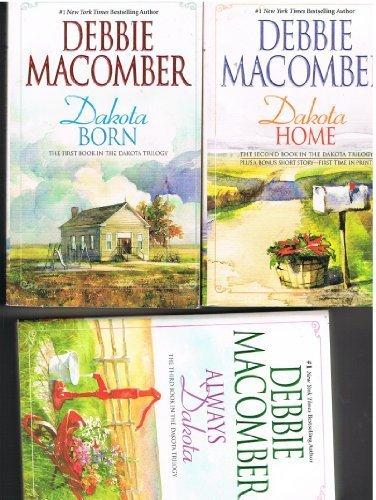 9780733530159: Dakota Trilogy box set: Dakota Born; Dakota Home; Always Dakota