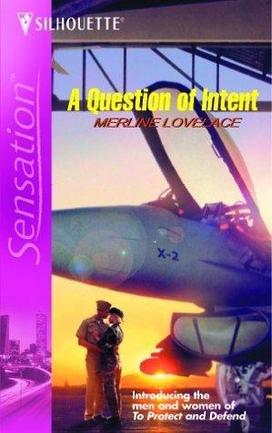9780733550119: A Question of Intent (Silhouette Sensation)