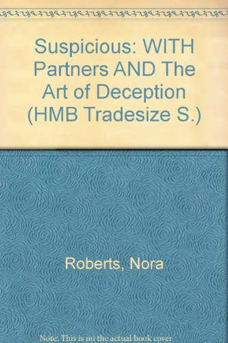 9780733550850: Suspicious: WITH Partners AND The Art of Deception (HMB Tradesize S.)