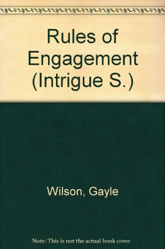 9780733557385: Rules of Engagement (Intrigue S.)