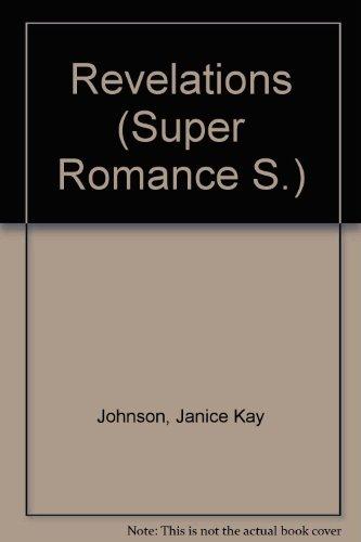 9780733558252: Revelations (Super Romance S.)