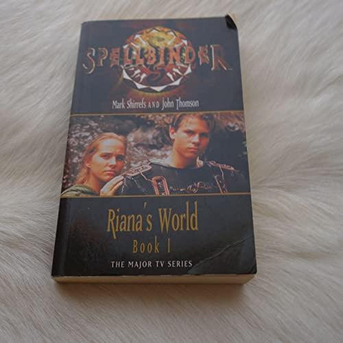 9780733601330: Spellbinder I: Riana's World (Starlight)