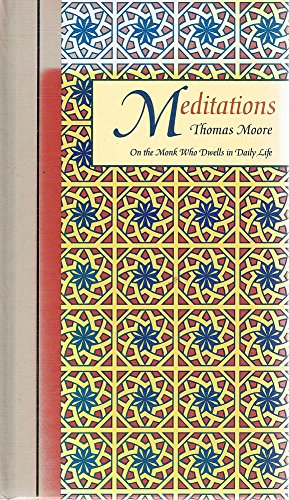 9780733602252: MEDITATIONS - On the Monk Who Dwells in Daily Life