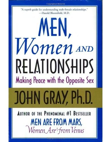 9780733603594: Men, Women and Relationships