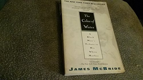 The Color of Water, A Black Man's: Mcbride, James