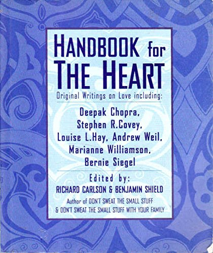 9780733610134: Handbook for the Heart: Original Writings on Love