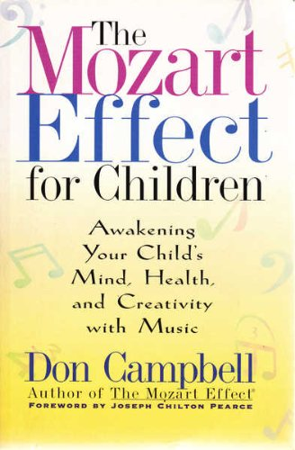 9780733613098: The Mozart Effect for Children : Awakening Your Child's Mind, Health, and Creativity with Music