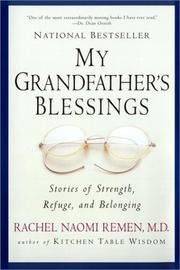 9780733613203: My Grandfather's Blessings - Stories of Strength, Refuge and Belonging