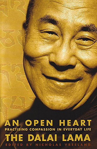 9780733613432: An Open Heart - Practicing Compassion in Everyday Life [Paperback] by The Dal...