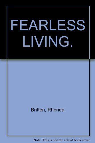 9780733613616: Fearless Living