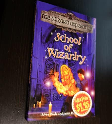 9780733616891: School of Wizardry (The wizard apprentice series)