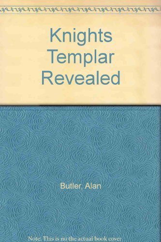 9780733621215: Knights Templar Revealed