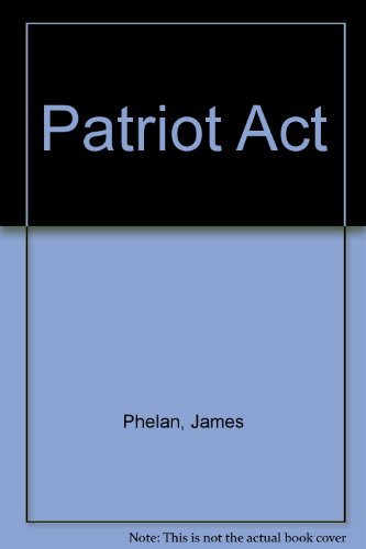 9780733622830: Patriot Act