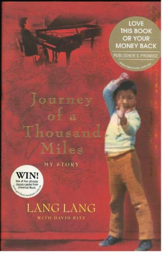 9780733623608: Journey of a Thousand Miles: My Story