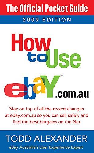 9780733623714: How to Use EBay.Com.Au