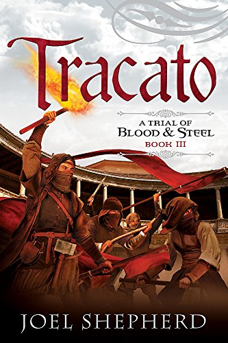 9780733624186: Tracato (Trial of Blood and Steel)