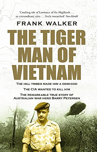 9780733626555: The Tiger Man of Vietnam (Hachette Military Collection)
