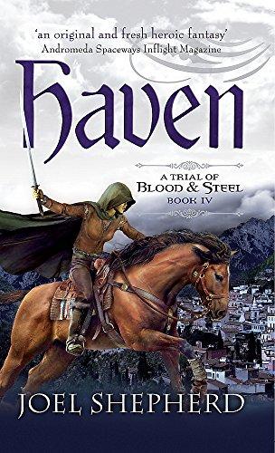 Haven (Paperback): Joel Shepherd