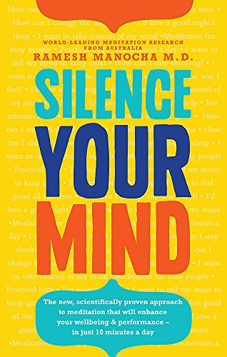 9780733628771: Silence Your Mind