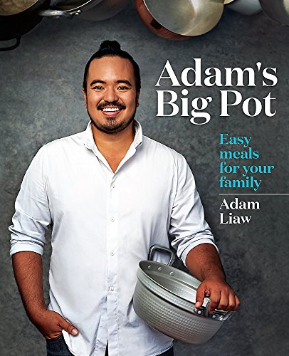 9780733630699: Adam's Big Pot: Easy meals for your family
