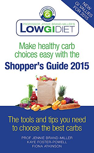 9780733632921: Low GI Diet Shopper's Guide 2015