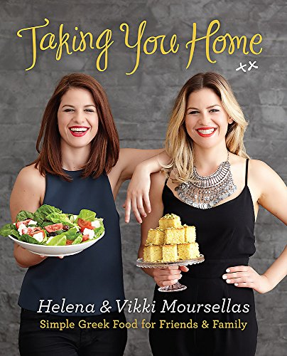 9780733633195: Taking You Home: Simple Greek Food