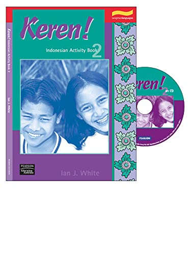 9780733928000: Keren! Indonesian Course Book 2: Activity Book