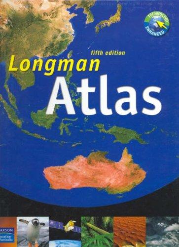 9780733965791: Longman Atlas