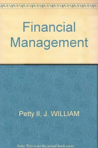 9780733971426: Financial Management
