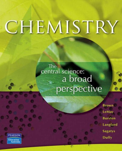 9780733974595: Chemistry: The Central Science