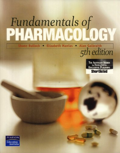9780733977237: Fundamentals of Pharmacology, 5th Edition