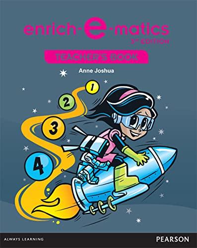Enrich-e-matics (Paperback): Anne Joshua