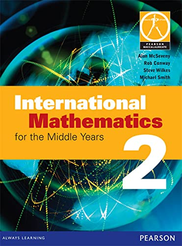 9780733983887: International Mathematics for the Middle Years 2