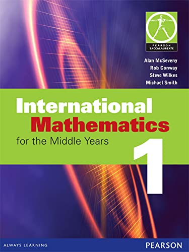 9780733985027: International Mathematics for the Middle Years 1