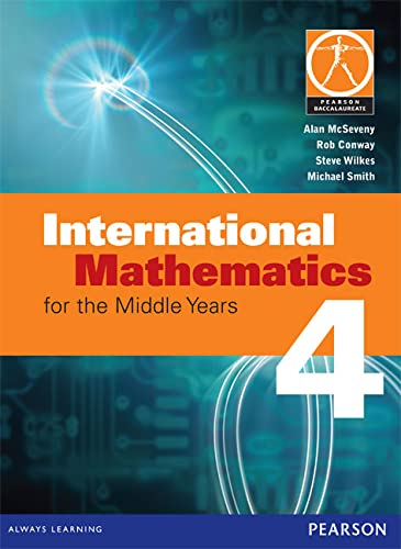 9780733985195: International Mathematics for the Middle Years 4