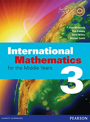 9780733985225: International Mathematics 3 For Middle Years Coursebook