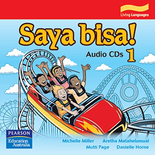 9780733985553: Saya Bisa! 1: Audio CDs