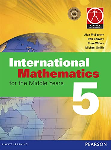 9780733985911: International Mathematics for the Middle Years 5