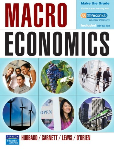 9780733986444: Macroeconomics with myeconlab