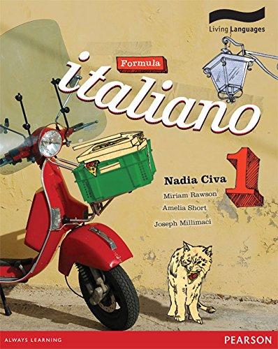 Formula Italiano 1 (Paperback): Nadia Civa