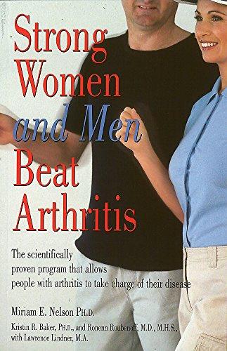 9780734403674: Strong Women & Men Beat Arthritis