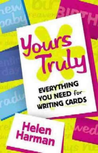 9780734407221: Yours Truly: Everything You Need for Writing Cards